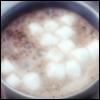 Hot Chocolate & Marshmellows