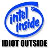 Idiot Outside
