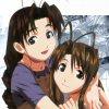 Naru and Mitsumi