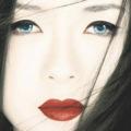 Pale face of Sayuri