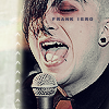 frank iero my chemical romance